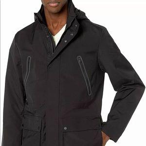 Calvin Klein Mens Move 365 Field Waterproof Jacket